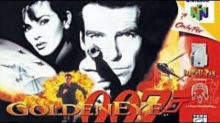 007 GoldenEye live aberta