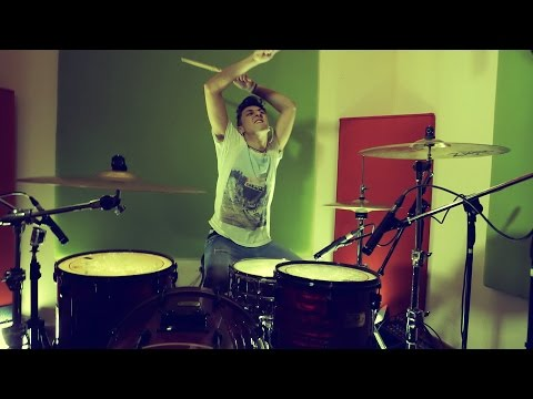 Fabiano Bolzoni - Paramore - Careful (drum Cover) video
