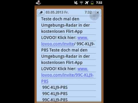 Lovoo vip code free 1 monat (code dont work) description