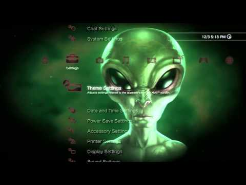 James Ryman: Evil Alien Dynamic Theme