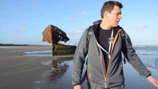 Plener fotograficzny - Irlandia, Baltray shipwreck [cz.1] :: On Location