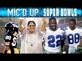 Best Micd Up Sounds in Super Bowl History: Trash-Talk, Fails, Celebrations, & More!