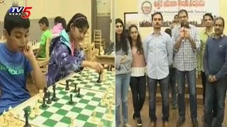 TANA Conducts Chess Competitions In Dallas, USA