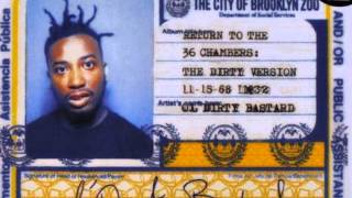 Ol' Dirty Bastard - Return to the 36 Chambers COMPLETE ALBUM