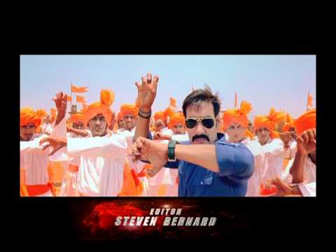Singham Title Song Hindi By Sukwinder Singh