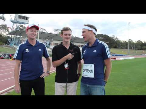 Post Canberra Track Classic Chat with Mossy and Robbo