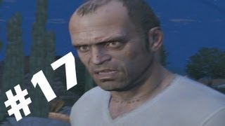 Grand Theft Auto 5 - Walkthrough Gameplay - Part 17 - De Santa (GTA V)