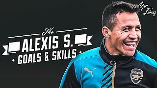 Alexis Sanchez - Ultimate Goals & Skills - 2015/2016 - HD