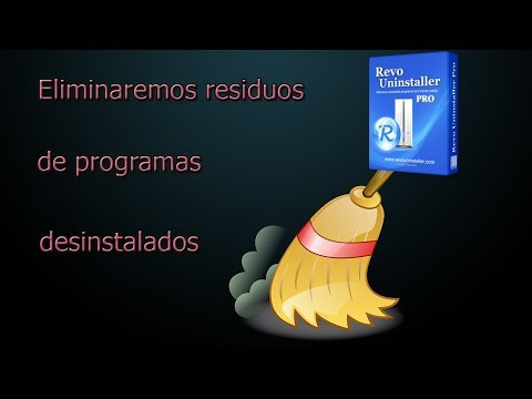 Como eliminar residuos de programas desinstalados.wmv
