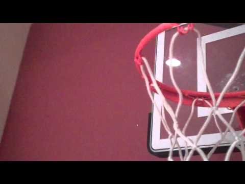 Just in tyme sports mini basketball hoop review