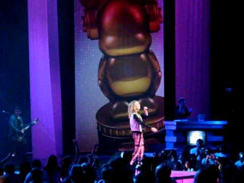 Bridgit Mendler - Hurricane - Radio Disney Music Awards