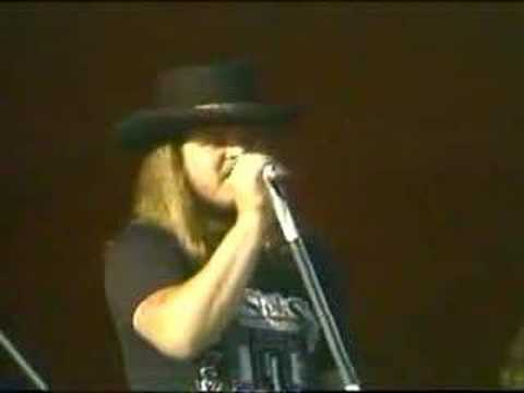 Sweet home alabama youtube for Who sang the song sweet home alabama