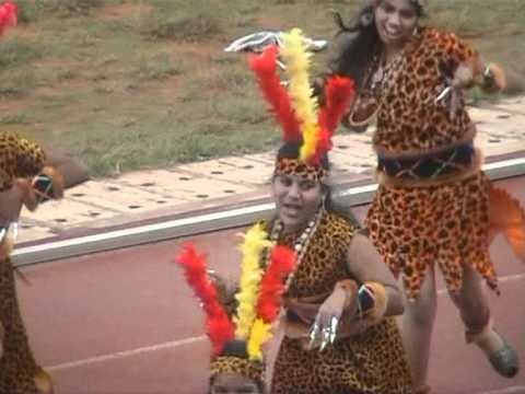 BHOOMIKA S BABU DANCE CAMBRIDGE SCHOOL BANGALORE - 03/16/2012
