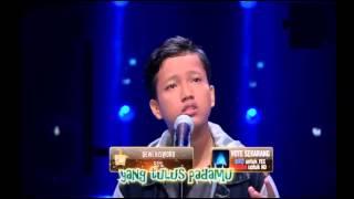 download lagu Satrio Lahskart - Tertatih Kerispatih  Rising Star Indonesia gratis