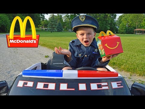 Cover Lagu McDonalds Drive Thru Parody WHO ATE MY LUNCH Part 2 Entertaining Kids YouTube Video