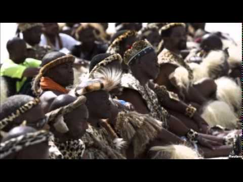 Zulu Nationalism, Sparked By King, Confronts Modern South Africa