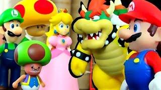 Super Mario Fables - Mario Gets Rescued (Ep. 16)