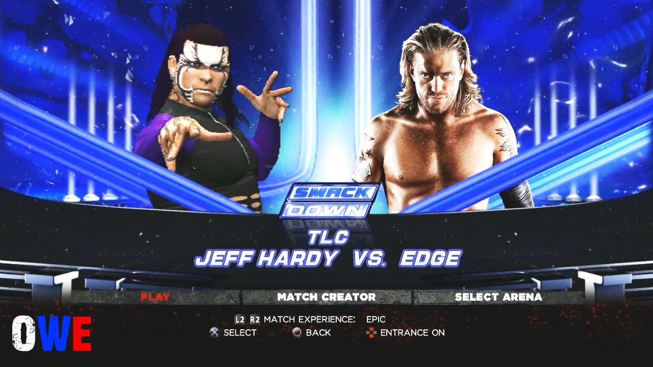Jeff Hardy Wwe Wwe 13 Jeff Hardy vs