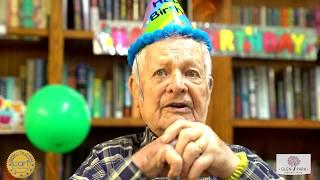 Bill's 103rd Birthday Bash!