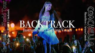 Ariana Grande - Right There/Break Your Heart Right Back [Instrurmental+BGV] (Live Studio Version)