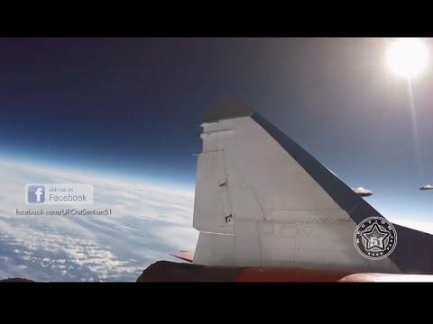 Най-добрите кадри на НЛО за 2016