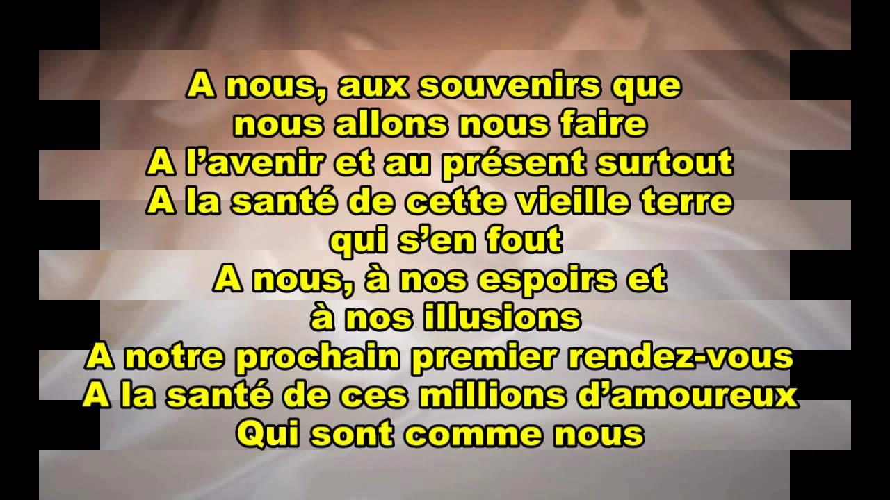 Joe Dassin - Salut (Lyrics) Joe Dassin - Salut (Lyrics ...