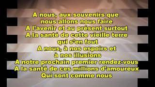Joe Dassin a toi lyrics