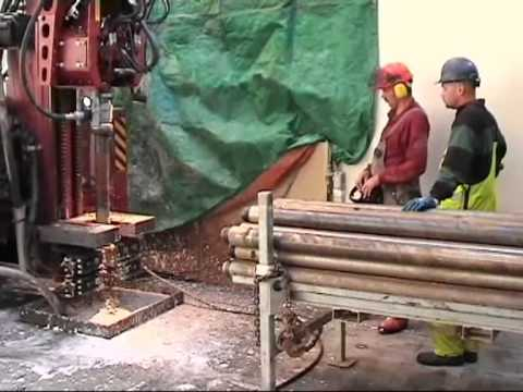 Sonic drilling for geothermal apps