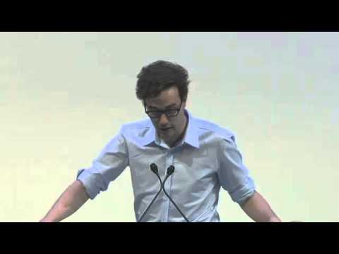 Credit Suisse GV 2013 - Votum David Roth gegen die Abzockerei, für 1:12 und gerechte Löhne