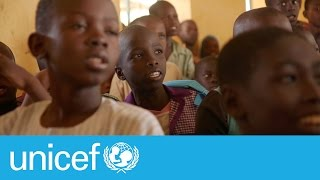 Back to school after Boko Haram violence in Nigeria | UNICEF