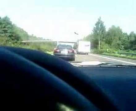 audi a8 blogspotcom. 1999 BMW 323Ci meets Audi A8
