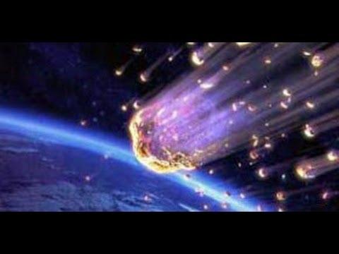 Un meteorito podría caer en España en 2015
