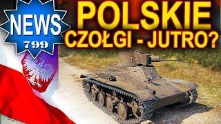 Polskie czołgi już jutro na testowym? - World of Tanks