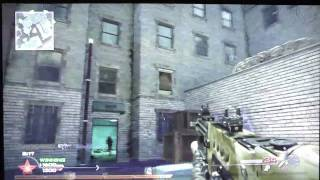 COD MW2: Online Gameplay- TDM Concrete Gangster HD 720P