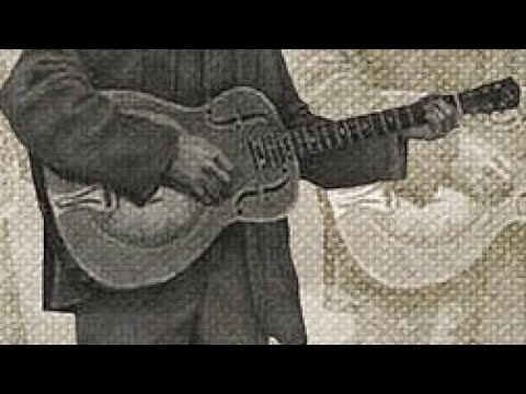 'I Don't Want No Skinny Woman' BLIND BOY FULLER, Blues Guitar Legend