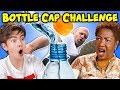 Lagu Generations React To Bottle Cap Challenge