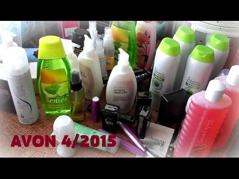 Заказ AVON 4/2015