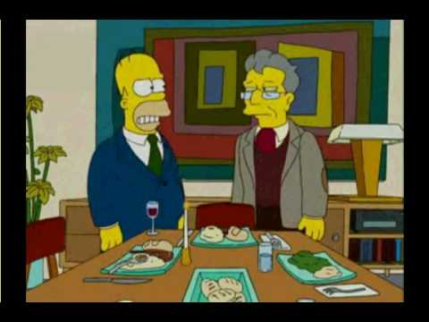 Funny Simpsons Moment Video