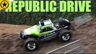 4WD-RC Subotech 1/12 BUGGY REVIEW High Speed DRIVE TEST Long Play