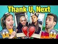 Adults React To Ariana Grande Pete Davidson Breakup Thank U Next mp3