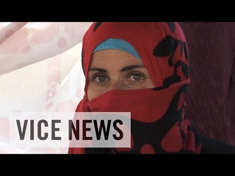 Caught Between the Islamic State and the Kurds: Exiled From Tal Abyad