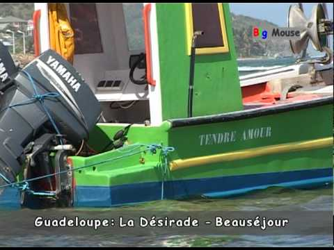 Guadeloupe: La Desirade (travel clip)
