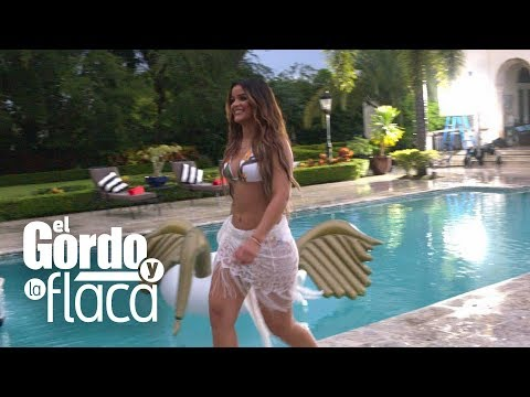 GYF | A Clarissa Molina no le gusta que le miren el trasero