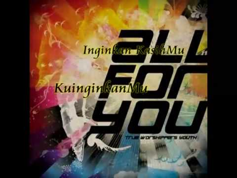 Hidupku TW Youth with Lyrics