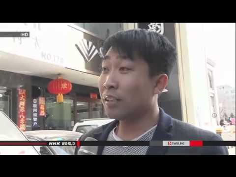 China  Open Season on Corruption