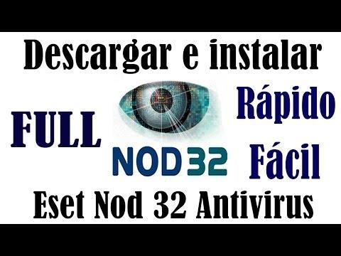 Descargar Eset Nod 32 Antivirus 7 FULL GRATIS / Mayo 2014 / Español / Fácil y bien explicado /