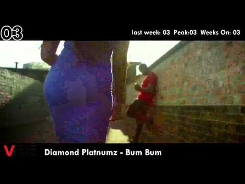 Vibe Tanzania Bongofleva Top 10 Week 3 (september 29- October  06 , 2014) video