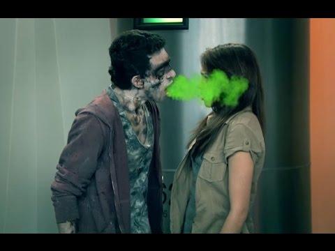 В ударе! (Сезон 2 Серия 17) | Фильм про зомби | Сериалы Disney