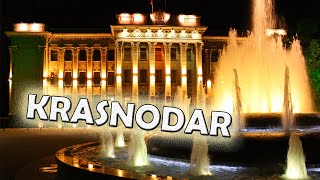 The Warmest Place in Russia: Krasnodar Krai