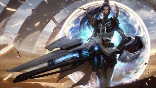 Caitlyn Montage Best Plays and Vayne
